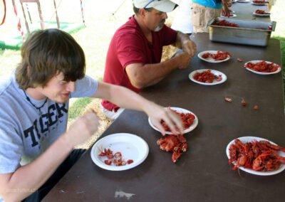 ctf2011-crawfish-eating-contest